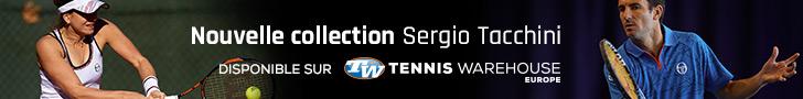 La nouvelle collection Sergio Tacchini