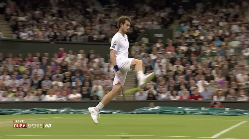 Le Top 50 d'Andy Murray