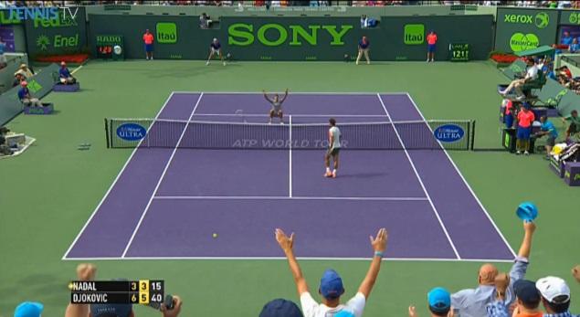 Novak Djokovic remporte  le Masters 1000 de Miami à l'