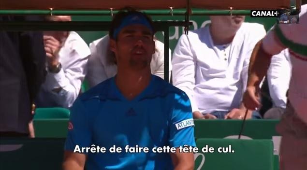 Un Fabio Fognini des grands jours au Masters 1000 de Monte-Carlo 2014