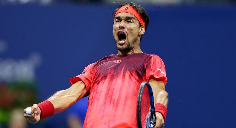 Fabio Fognini a réalisé un match de légende pour éliminer Rafael Nadal à l'US Open.