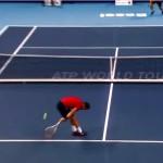 Une compilation des meilleurs trick shots de Grigor Dimitrov.