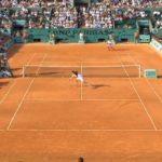La volée rétro de légende d'Olivier Patience contre Novak Djokovic à Roland Garros en 2007.
