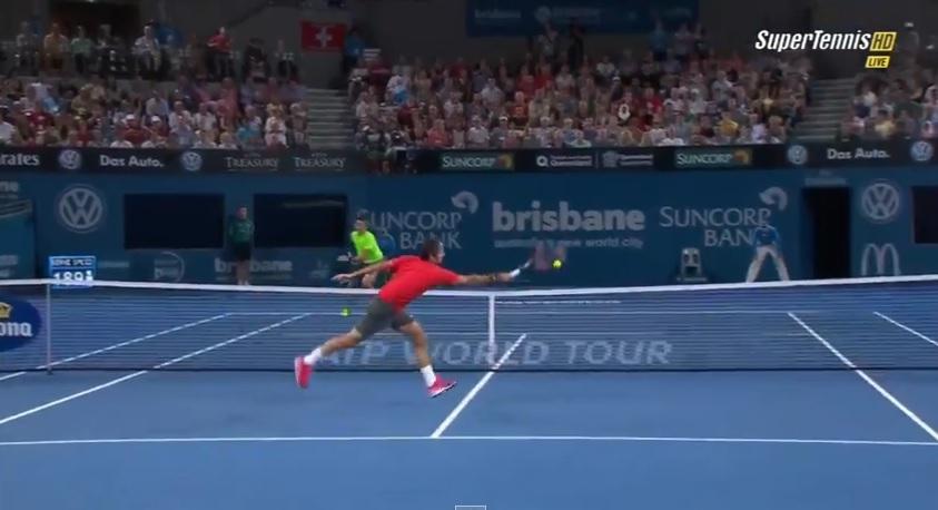 Le point de la finale du tournoi de Brisbane 2015 a eu