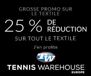 Grosse promo sur le textile