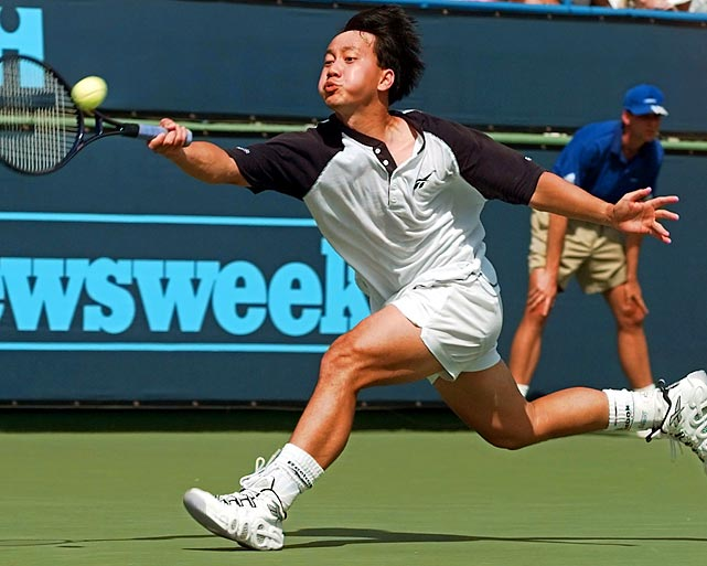 I Dont Think People Realized Just How Fast Michael Chang Was