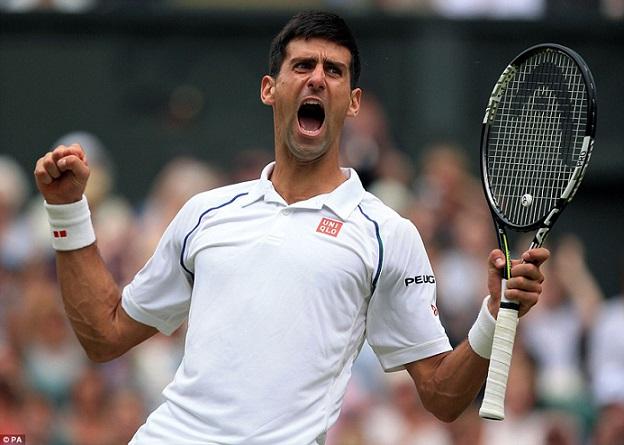 Novak Djokovic a beau avoir écrasé la saison, vous ne lui avez attribué qu'une récompense lors des Tennis Legend Awards 2015.