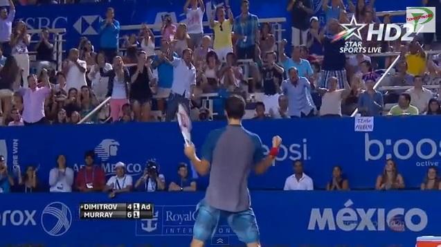 Acapulco-Dubaï-Dimitrov-Federer-points-de-la-semaine