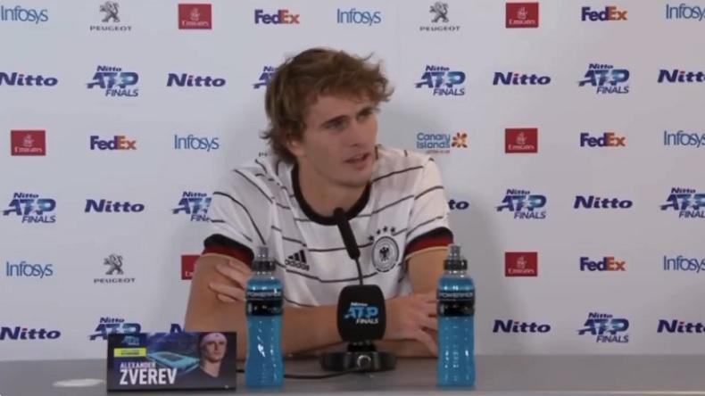 Alexander Zverev explique pourquoi il ne veut pas jouer la nouvelle formule de la Coupe Davis.