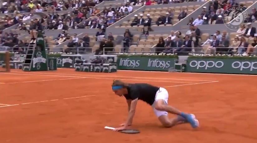 Oui, Alexander Zverev va gagner ce point.