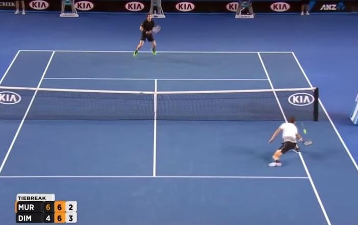 Les meilleurs points de l'Open d'Australie 2015.