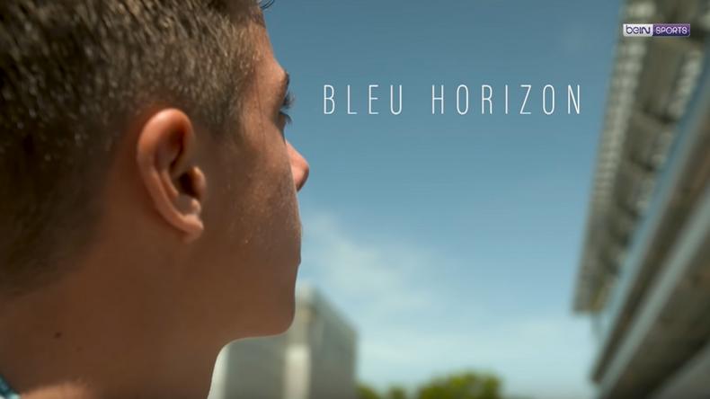 Un documentaire qui trois espoirs du tennis français : Arthur Cazaux, Antoine Ghibaudo et Giulia Morlet.