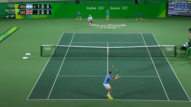 Andy Murray s'était offert le doublé olympique à Rio en 2016 au terme d'une finale monstrueuse de 4h contre le revenant Juan Martin Del Potro.