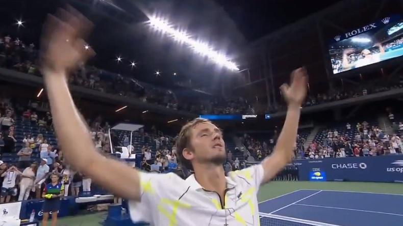 Daniil Medvedev avait vendu du rêve à l'US Open 2019 avec ses interviews et son discours lors de la finale.