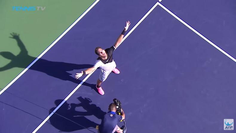 Del Potro - Federer : quel match en finale du Masters 1000 d'Indian Wells 2018 !