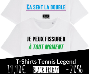 Black Friday sur la boutique Tennis Legend