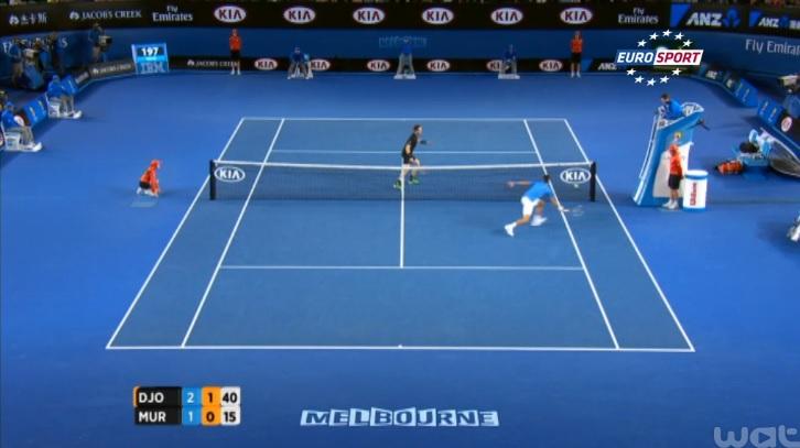 Les meilleurs points de la finale de l'Open d'Australie 2015.