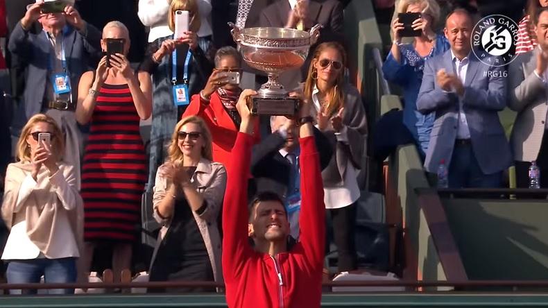La victoire historique de Novak Djokovic contre Andy Murray, à Roland-Garros 2016.