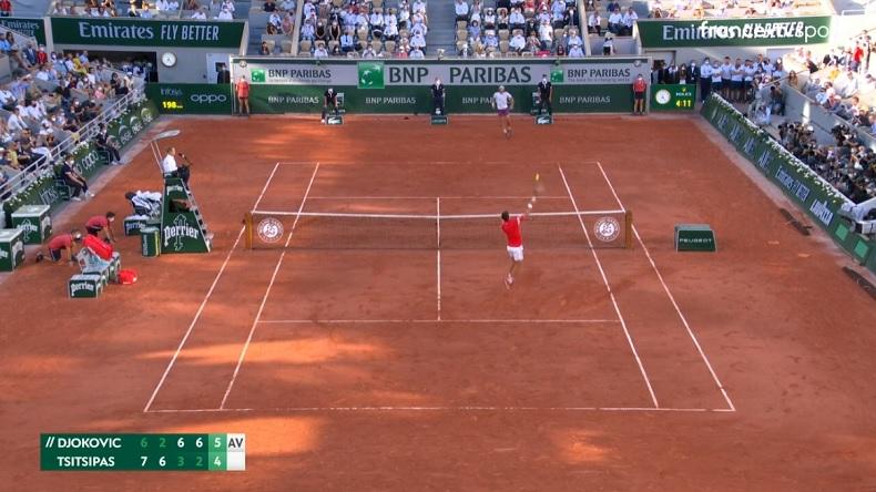 Novak Djokovic remporte son 19e Grand Chelem à Roland-Garros 2021.