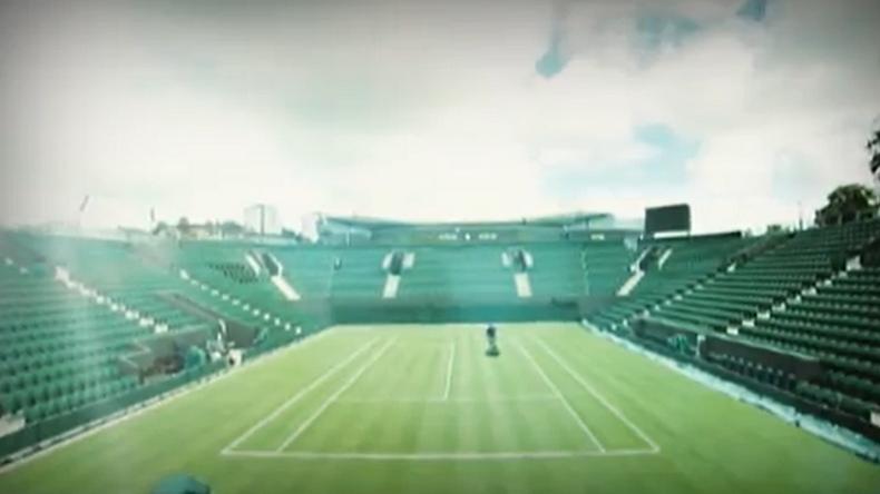 """Embarquez dans le temple du tennis avec le documentaire """"Road to Wimbledon""""."""