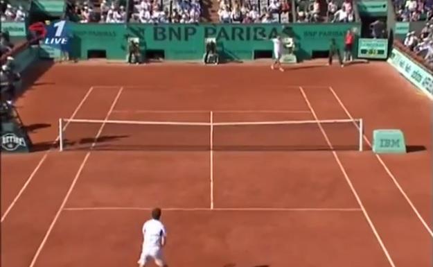 Un reour de martien de Richard Gasquet contre Andy Murray à Roland Garros en