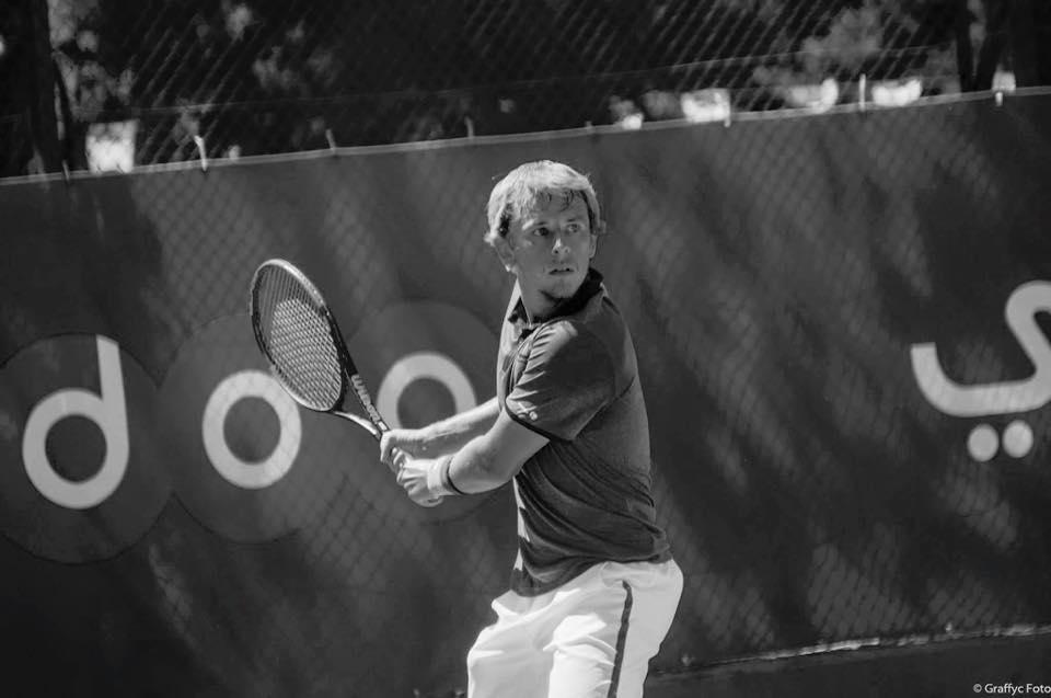 Le Tennis Legender Grégoire Jacq.