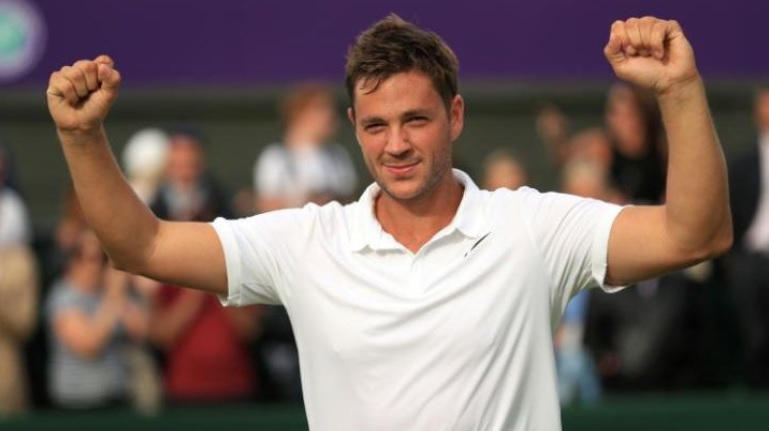 Marcus Willis is on fire ! (Credit Telegraph / Getty Images)