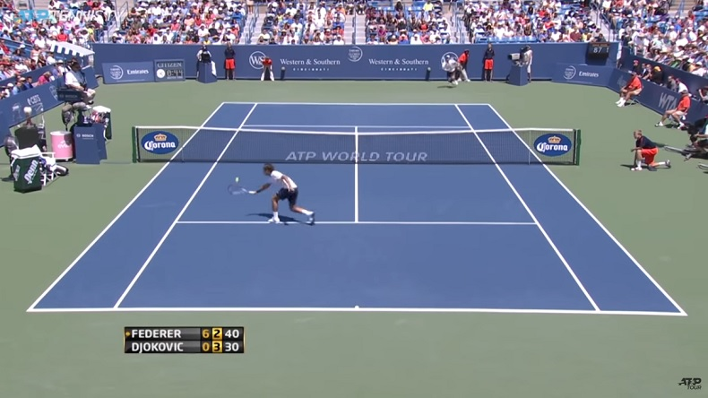Deux vidéos qui regroupent les meilleurs points de Federer et Nadal sur les tournois ATP de 2010 à 2019.