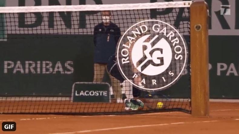 Kristina Mladenovic aurait dû gagner 6-1 le premier set contre Laura Siegemund à Roland-Garros, mais elle a perdu 7-5, après 7 balles de set.