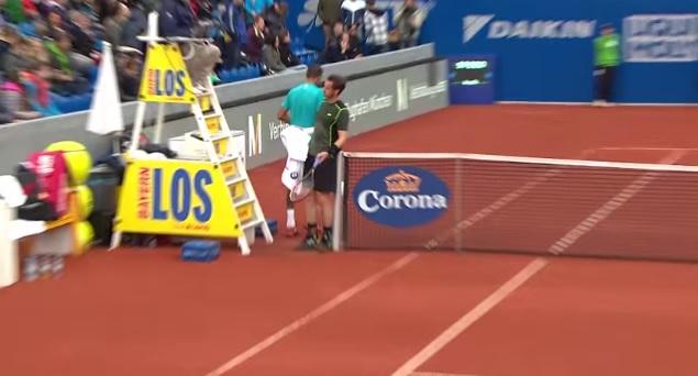 On ne bouscule pas Andy Murray