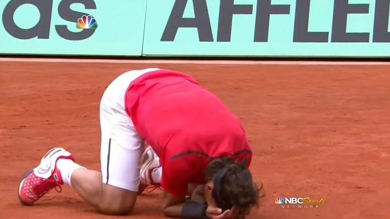 Rafa Nadal gagne son 7e Roland-Garros en battant Novak DJokovic en finale.