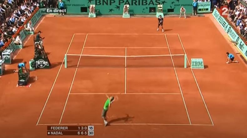 En 2008, Rafael Nadal avait infligé une véritable rouste à Roger Federer. 6-1, 6-3, 6-0 en 1h48 de jeu. La plus lourde défaite du Suisse en Grand Chelem.