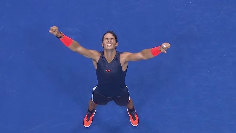 Rafa Nadal et Dominic Thiem nous ont offert un monument en quarts de finale de l'US Open 2018.