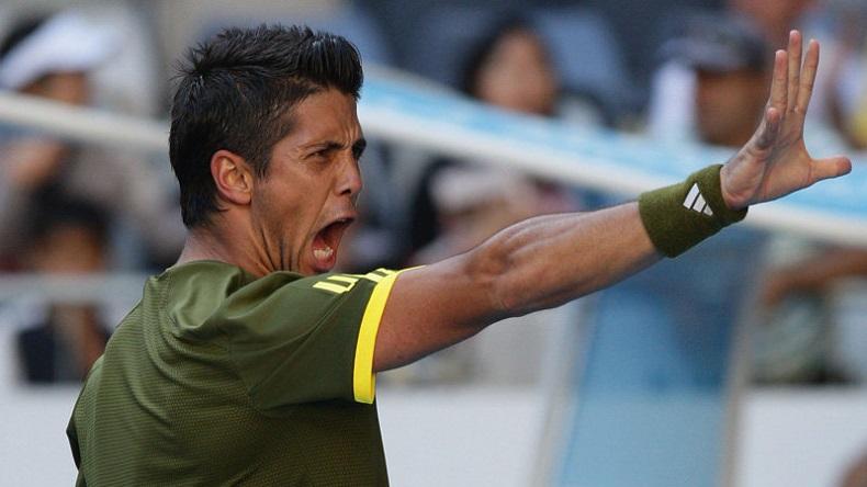 Rafael Nadal et Fernando Verdasco ont livré un match d'anthologie en demi-finales de l'Open d'Australie 2009.