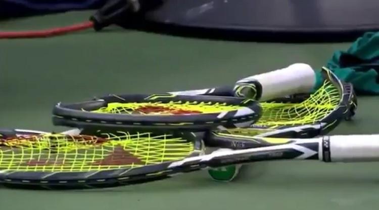 Nick Kyrgios a craqué au deuxième tour du Masters 1000 de Cincinnati 2016.