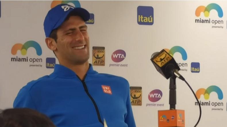 Novak Djokovic vient d'apprendre qu'il fait désormais partie des vétérans.