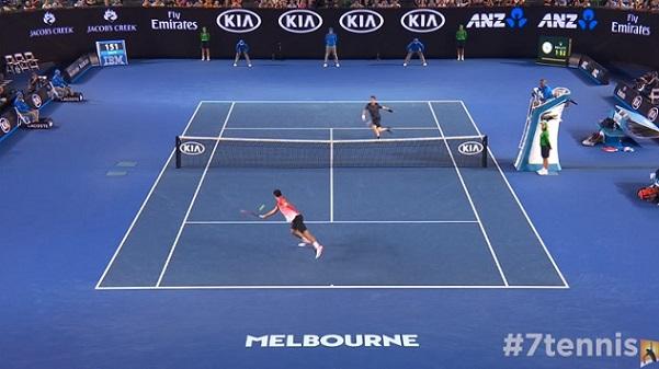 Jour 8 : fin de l'Open d'Australie pour Bernard Tomic malgré ce point.
