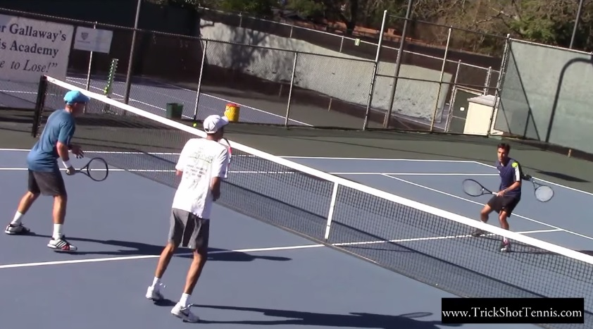 Les nouveaux trick shots de Pablo Schurig.