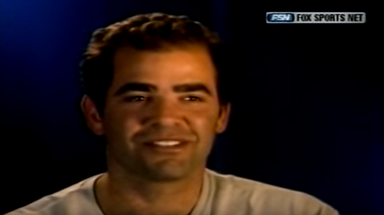 Un documentaire la légende Pete Sampras.