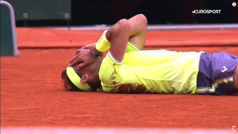Les meilleurs points d'une année 2019 bien remplie pour Rafa Nadal, avec évidemment un 12e Roland-Garros.