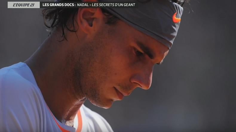 Sortez le pop-corn avec ce documentaire d'une heure sur Rafael Nadal.