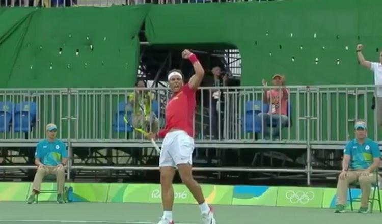 Une chose ne changera jamais : la rage de vaincre de Rafa Nadal.