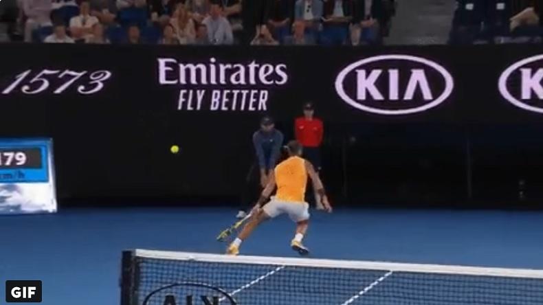 Oui, Rafa Nadal est en train de mettre un retour gagnant.