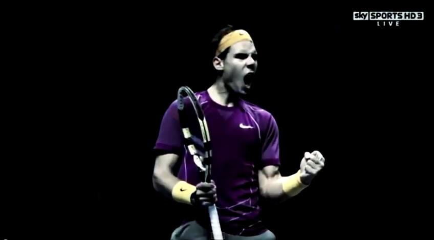 Vous voulez vous motiver avant un match ? Regardez cette vidéo sur Rafael Nadal.
