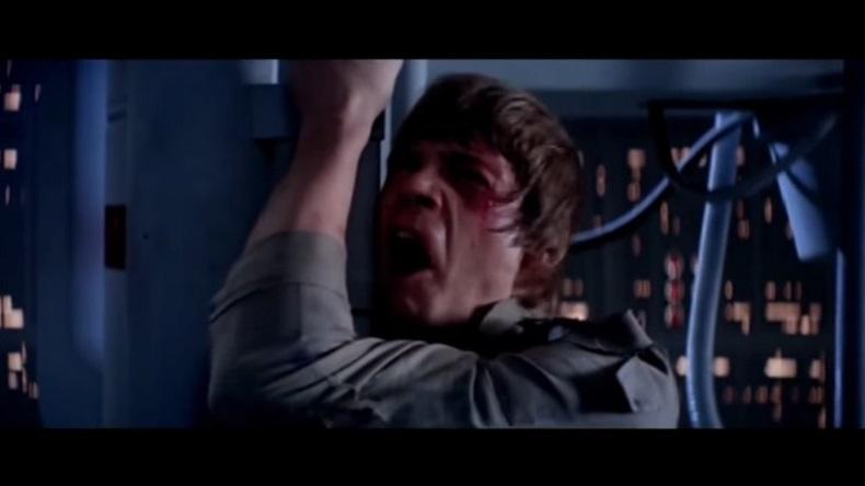"""""""Tu n'es pas mon père ! Nonnnnnn""""."""