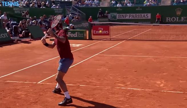 Roger Federer est de retour aux affaires.