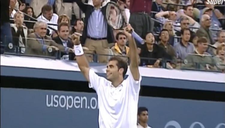 US Open 2001. Probablement le plus grand Sampras/Agassi de l'histoire.