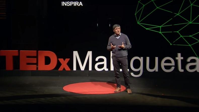 Buvez les paroles de Toni Nadal lors de cette conférence TED, à Malaga, en 2018.