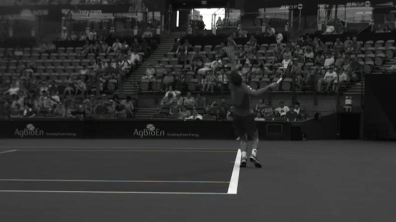 David Goffin est le premier joueur à avoir fait appel au VAR dans le tennis pour vérifier une faute de pied à l'ATP Cup 2020.
