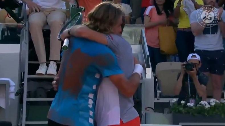 Quel match entre Stan Wawrinka et Stefanos Tsitsipas à Roland-Garros 2019 !